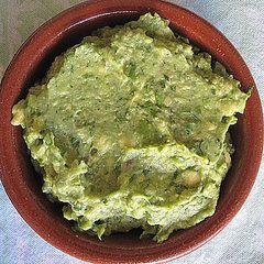 Guacamole With Roasted Garlic
