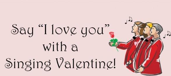 singing valentine email cards