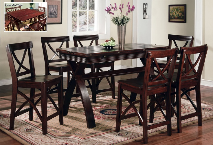 an expandable dining room set dream home pinterest beautiful expandable dining room sets contemporary