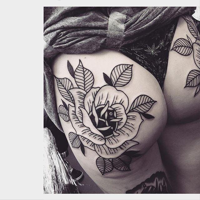 Kick ass tattoos