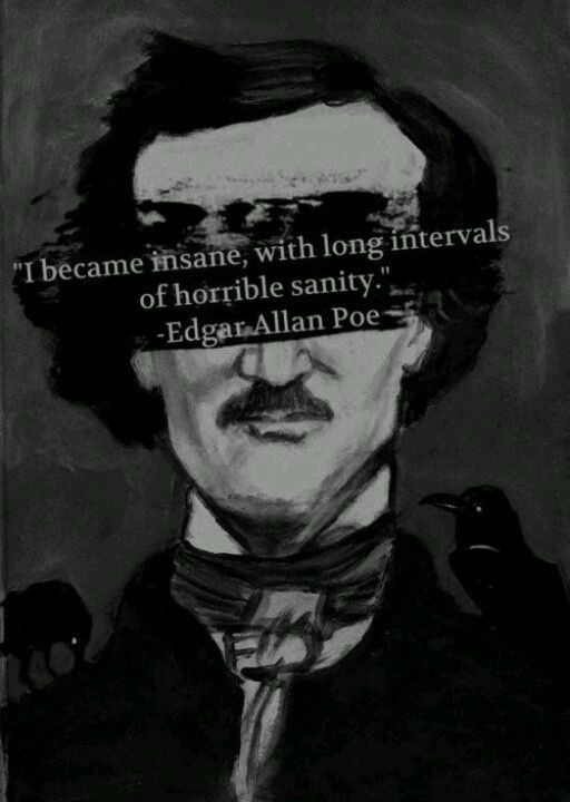 Edgar allan poe insanity essay