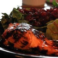 Honey-Ginger Grilled Salmon | Food | Pinterest