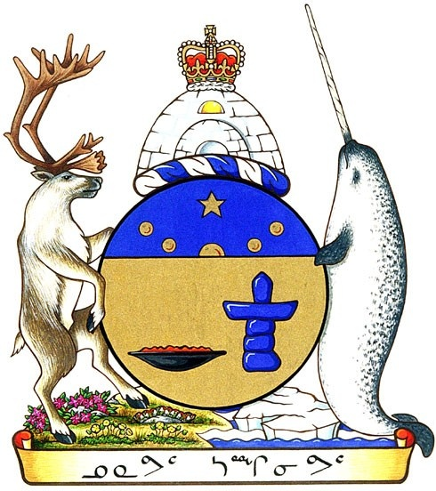 nunavut coat of arms information