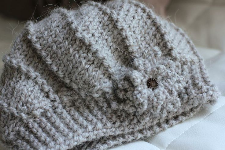 Knitting Patterns And Wool Sets : Knitting: Cool Wool Hat and Cowl Set ?*?HANDMADE?*? Pinterest