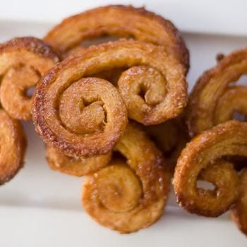 Spiced Palmiers Recipes — Dishmaps