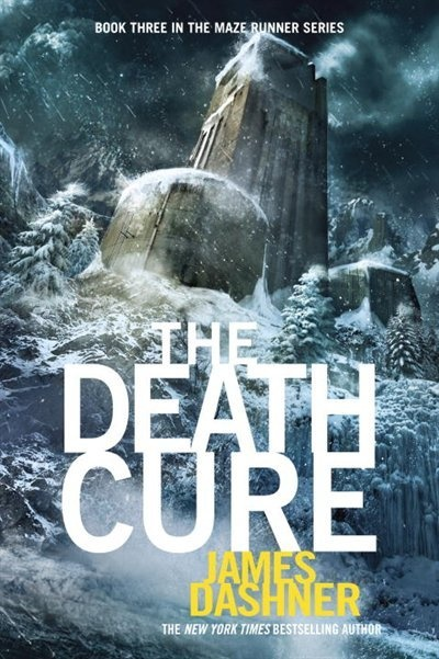 The Death Cure - Book 3 in Maze Runner series... you still have no idea what they've got coming...