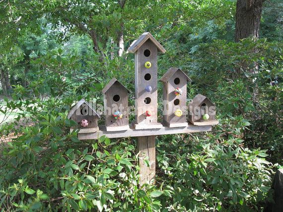 Barnwood Birdhouses, Rustic Birdhouses, Primitive Birdhouses, Functio ...: pinterest.com/pin/276549233343658671
