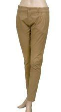 New Piko 1988 Dressy Womens Pants Khaki Size S ~