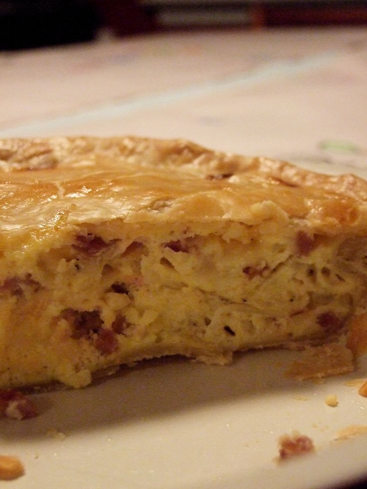 Italian Easter Pie- a treat for doug