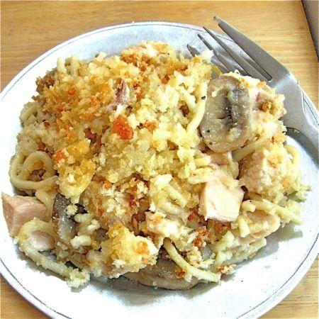 turkey tetrazzini | Yummmmm! | Pinterest
