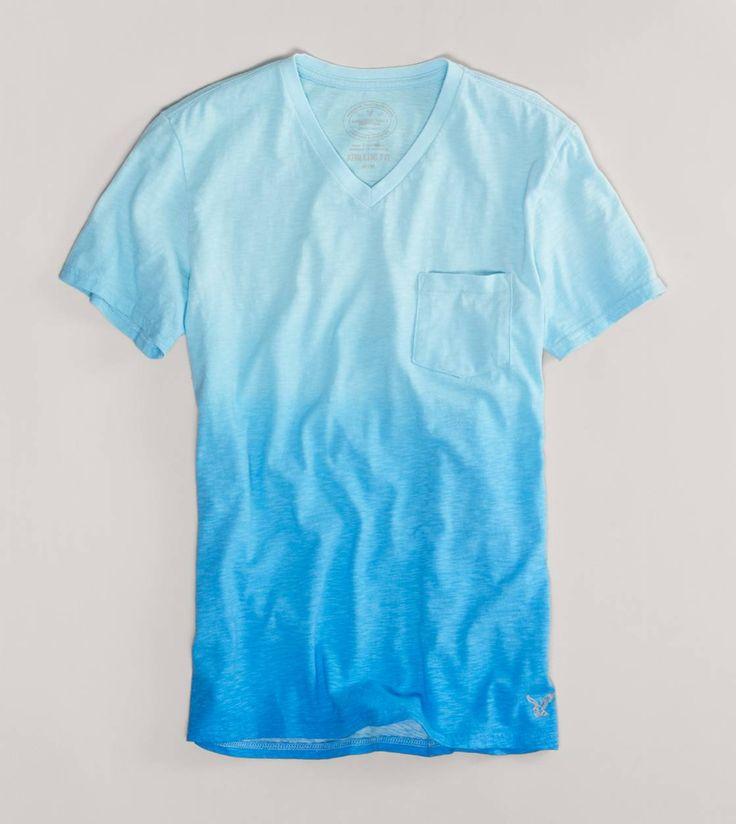Ombre Shirt Mens