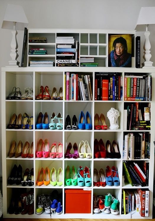 Shoe Storage Organization Solutions For The Home