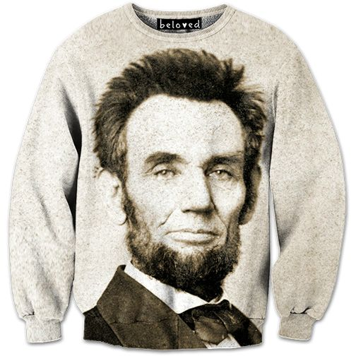 Honest Abe Sweatshirt