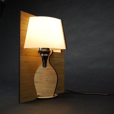 Laser lamp