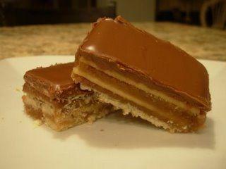 Homemade Kit Kat Bars | Food Ponderings | Pinterest