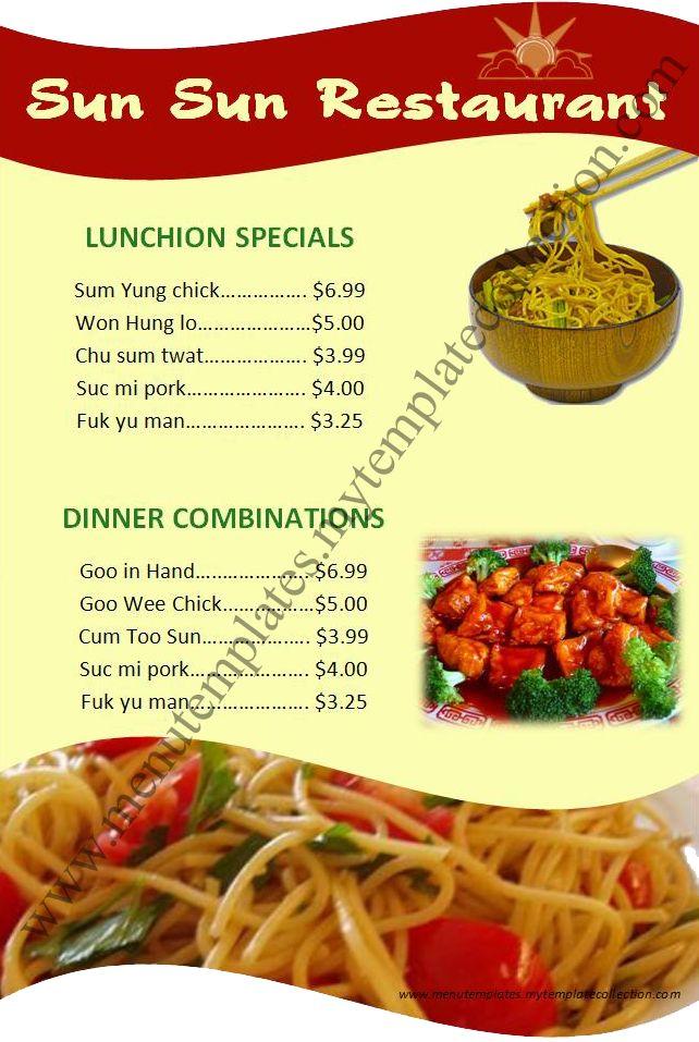 Noodles nahhhhhh ieatromannoodles gtcc menu design for X cuisine miri menu