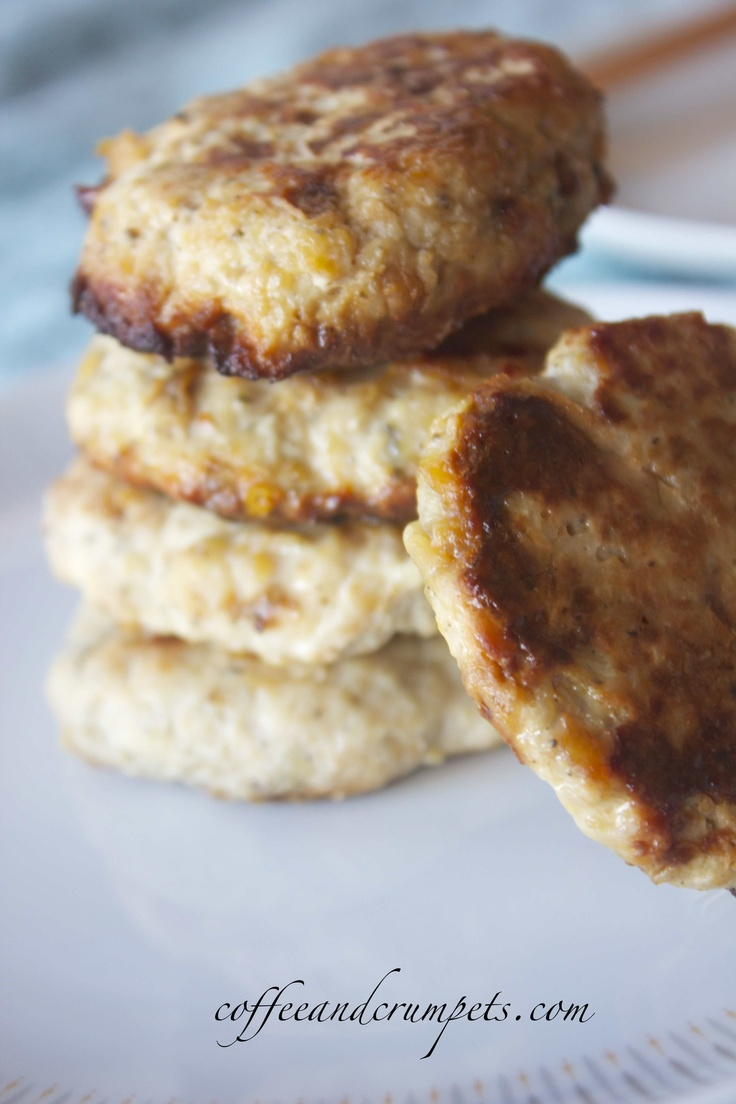 apple and onion chicken sausage | An Apple A Day | Pinterest