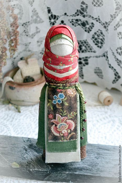 Кукла оберег мастер класс колокольчик