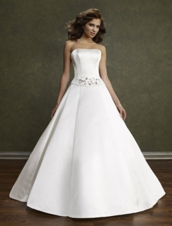 Emerald couturiers wedding gown style 9176 sz 14 ivory brand new