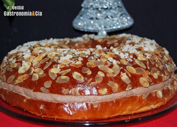 Ideas para rellenar el Roscón de Reyes