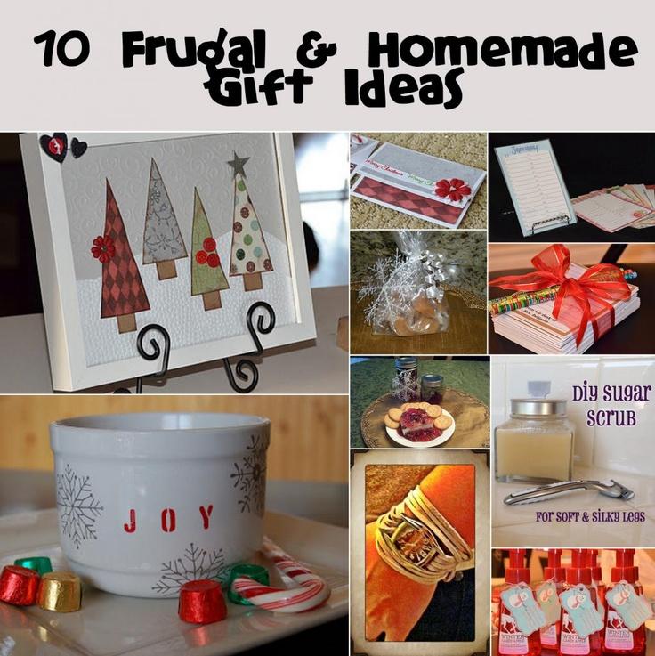 Easy homemade gift ideas gift ideas pinterest Easy homemade christmas gifts