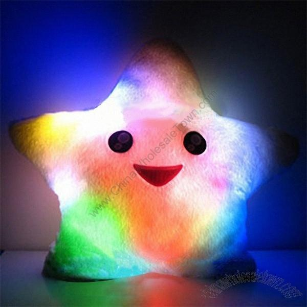 Pillow Pets That Light Up Room