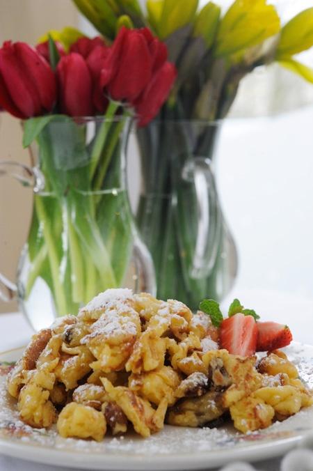 Kaiserschmarn- missing it | Dessert Time!! | Pinterest