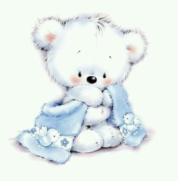 Tatty teddy bear me to you 4inch coupled with heart