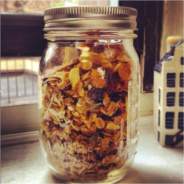 Eleven Madison Park granola. Amazing | ♥ ~Beautiful Breakfast ...