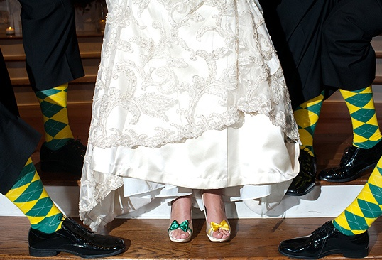 #Baylor Wedding! (Nathan and Bekah West Lyons)