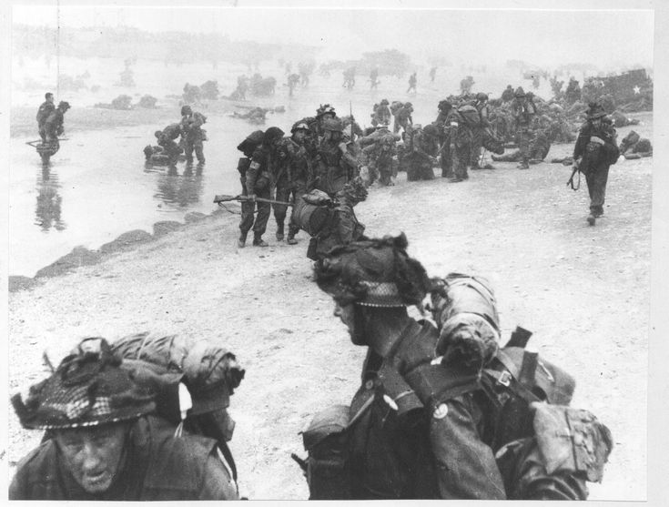 d-day europe