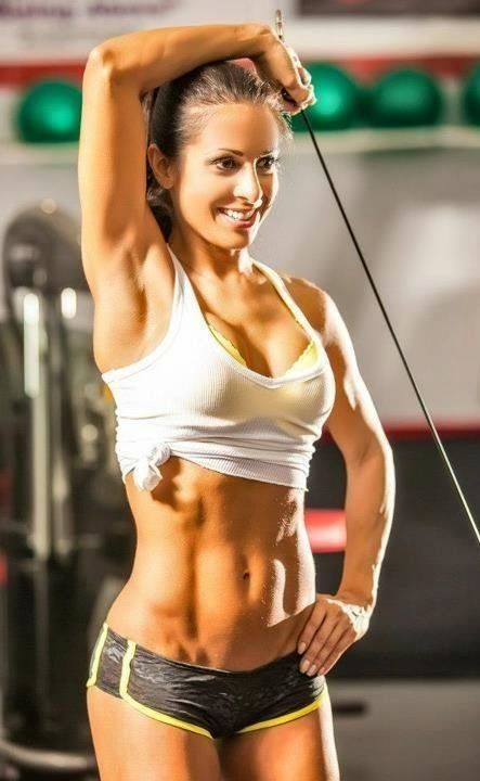 Pin by Suzzy on Fit Women | Pinterest