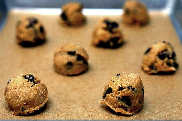 crispy chewy chocolate chip cookies | Actually Tried That! | Pinterest
