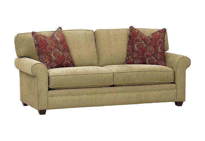 Havertys sleeper sofas havertys brown microfiber sleeper for Havertys furniture