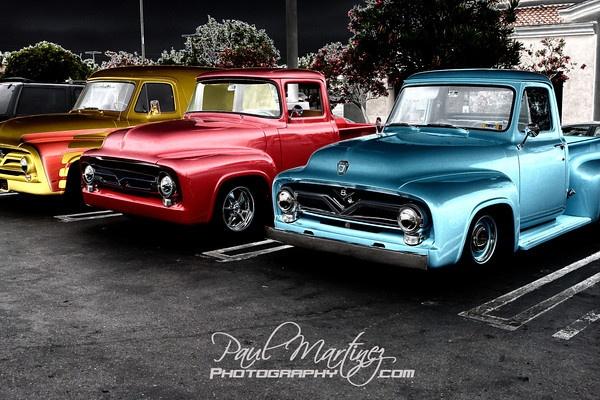 SoCal Ford Trucks