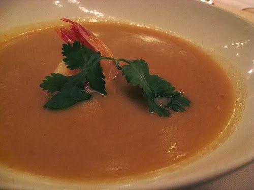 EASY Coconut Shrimp Bisque | Soup! Soup! Soup! | Pinterest