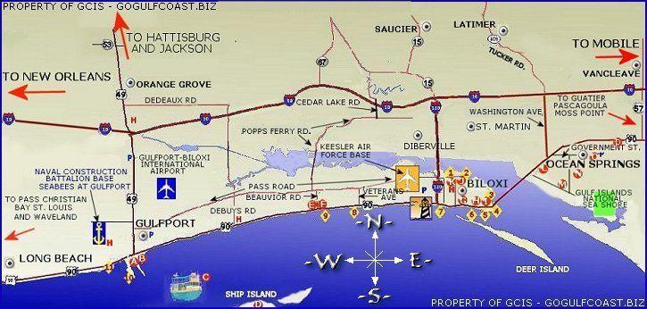 Ms gulf coast casino map