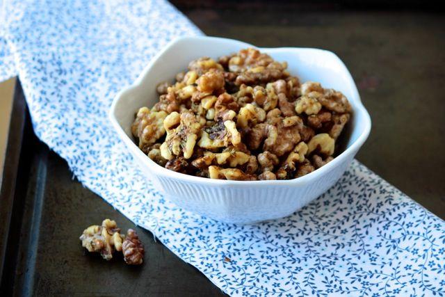 Honey Rosemary Roasted Walnuts - Alaska from ScratchAlaska from ...