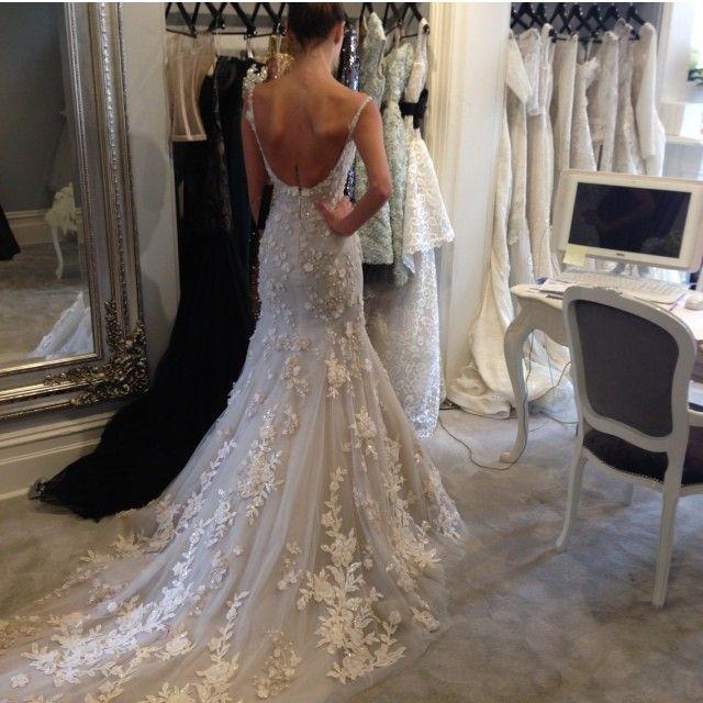 Wedding dress steven khalil bridal couture pinterest