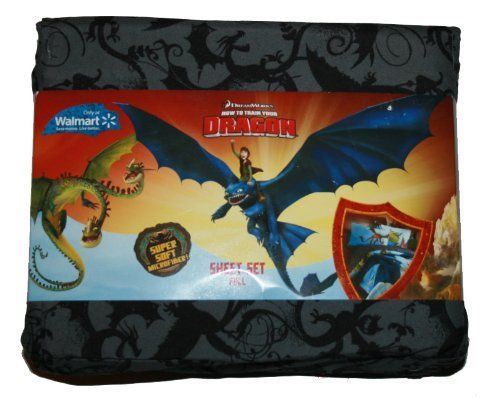 """How to Train Your Dragon"""" Bedroom Decor Ideas"""