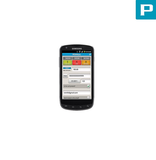 credit card reader galaxy s3