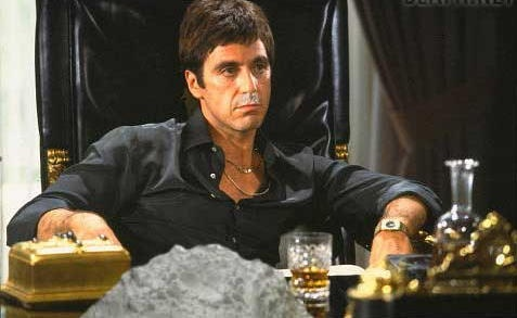 Is it wrong that Scarface turns me on?