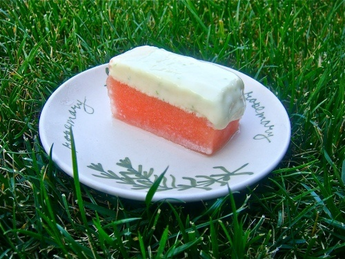 frozen watermelon lime bars | Recipes I Love or to Try | Pinterest