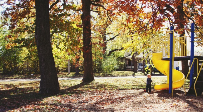 #photography #autumn #fall #park #play #outdoors #yellow #light