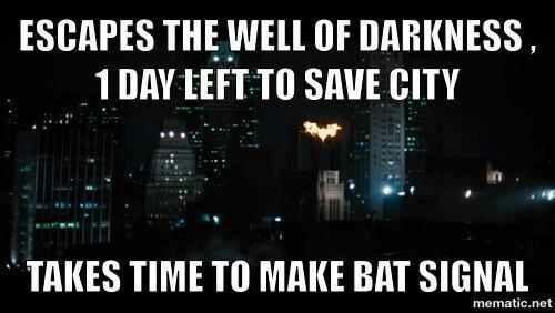 Quotes On Damnit Batman!!...