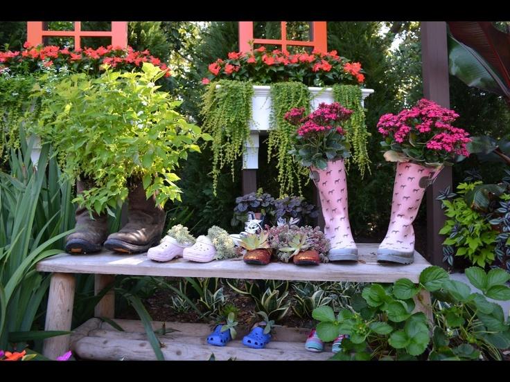 For the garden outdoor ideas pinterest for Garden designs pinterest