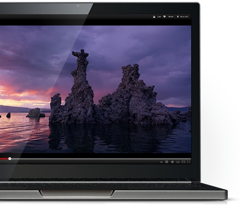 The @Google #Chromebook Pixel