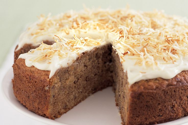 Hummingbird Cake Recipe - Taste.com.au | FOOD {Baking} | Pinterest