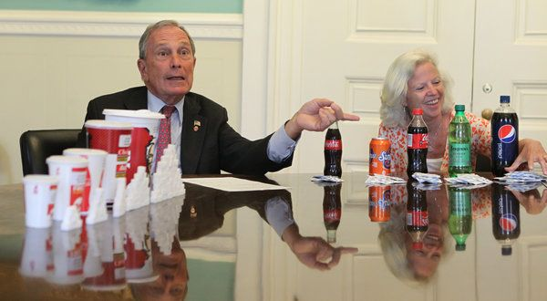 Bloomberg Plans a Ban on Large Sugared Drinks - NYTimes.com.  Do you think they would invest in #Shakeology