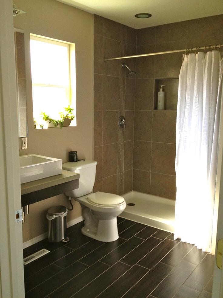 downstairs bath renovation ideas pinterest
